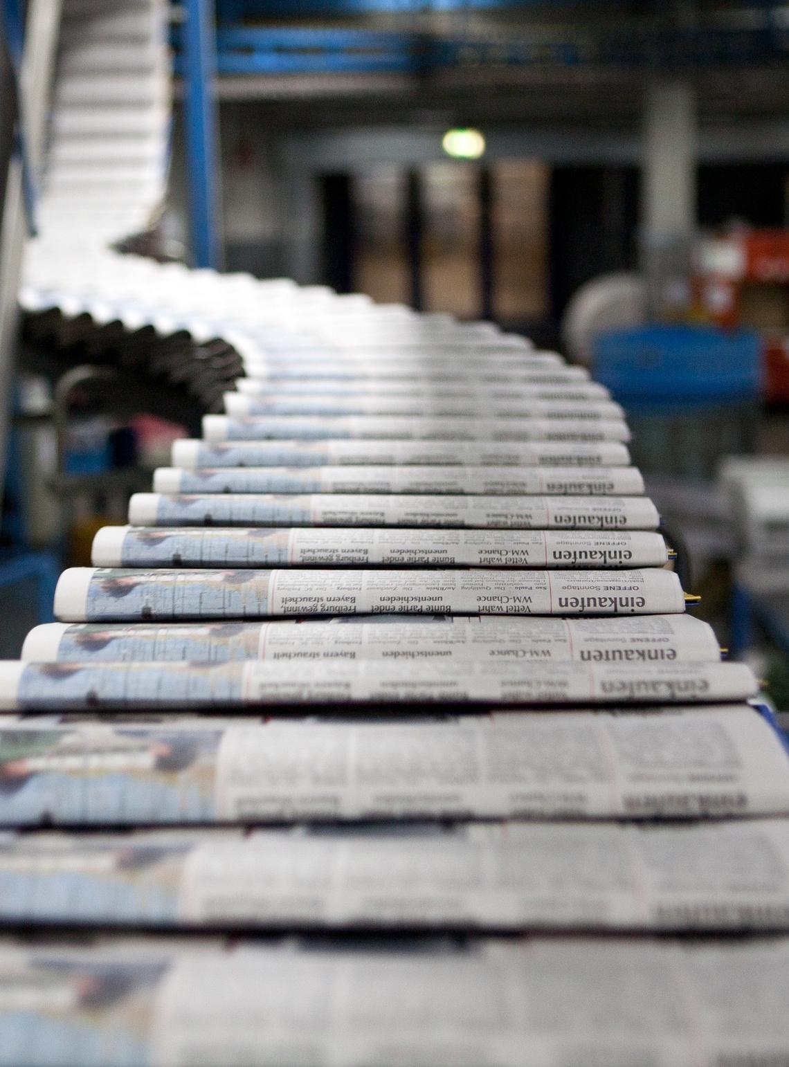 Newspapers Arundel